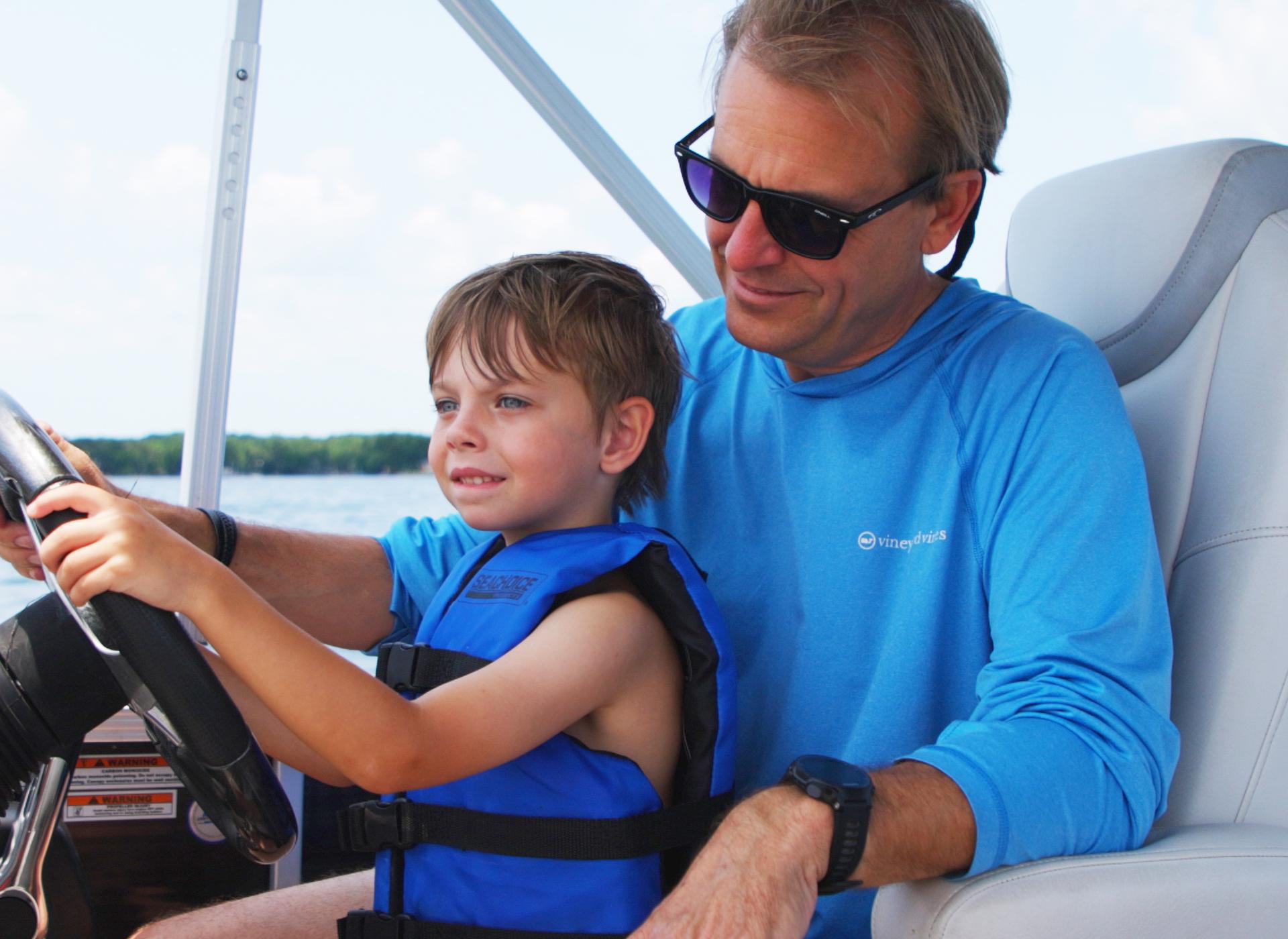 Life on Lake Murray     Boating